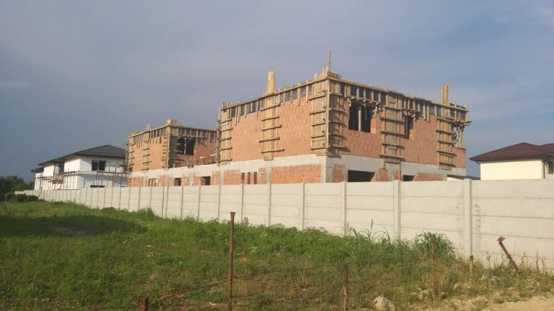 Garduri din placi de beton -3