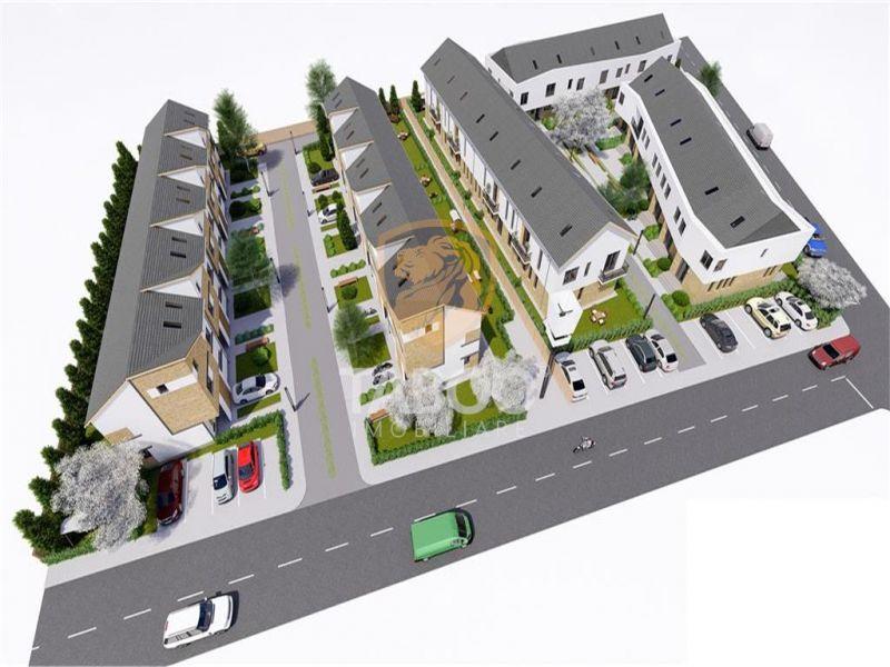 Garsoniera de vanzare in Sibiu 29 mp utili si 10 mp gradina Comision 0-1