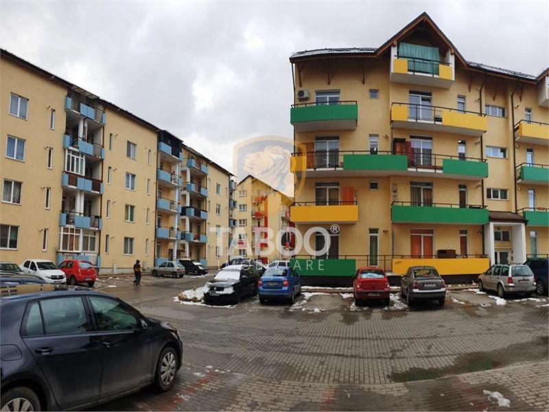 Garsoniera etaj 3 de vanzare in Sibiu zona Turnisor-1