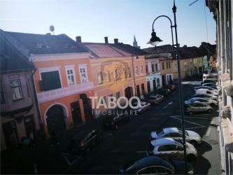 Garsoniera pretabila regim hotelier de vanzare zona 9 Mai in Sibiu