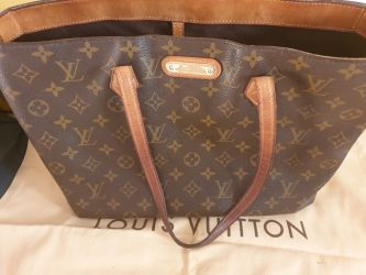 Geanta Louis Vuitton Neverfull originala