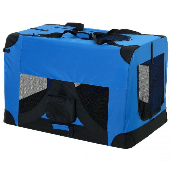 Geanta transport patruped - box XXL albastru regal-5