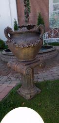 Ghiveci beton/ulcica/ghiveci din beton,jardiniere din beton,statueta