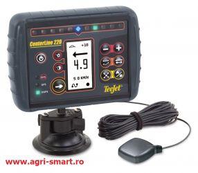 GPS agricol Centerline 220: ghidare