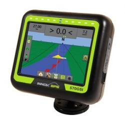 GPS agricol Matrix 570: ghidare si masurare suprafete