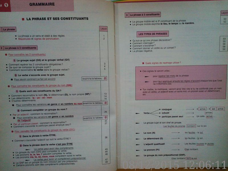 Grammaire pratique , CE 2, J. Galibert , 1983 -3