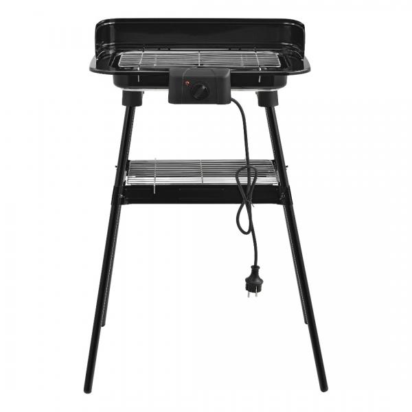 Gratar electric cu suport AABQ-4002, 50 x 36,5 x 83 cm, 2.200 W, 230V-3
