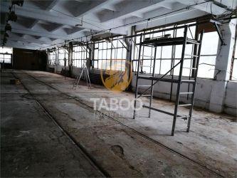 Hala de productie structura beton 850 mp in Sibiu zona Lazaret
