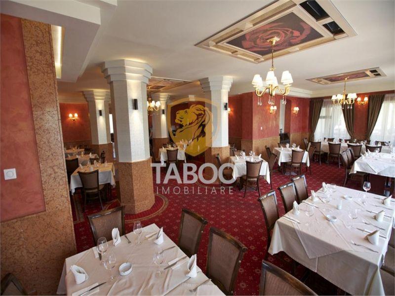 Hotel si restaurant cu terasa de vanzare in Sebes judetul Alba-1