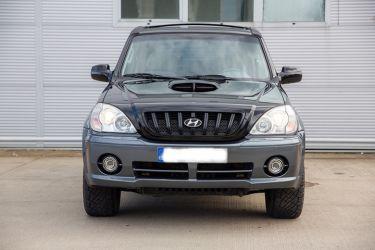 Hyundai Terracan 4x4