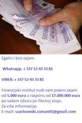 Împrumut egal și rapid.Whatsapp. + 337 52 43 33 81
