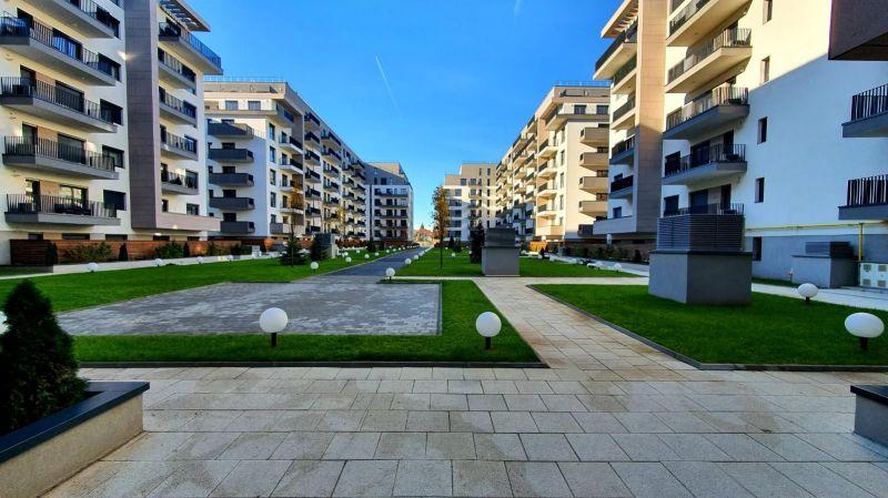 Inchiriere 2 camere Domenii - Complex Arcadia Apartments-1