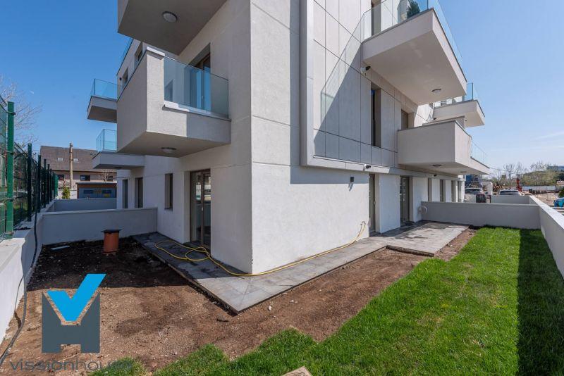 Inchiriere apartament 2 camere+curte proprie Baneasa - Soseaua Straule-1