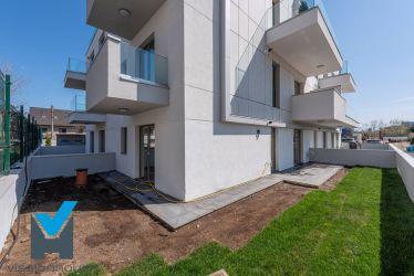Inchiriere apartament 2 camere+curte proprie Baneasa - Soseaua Straule