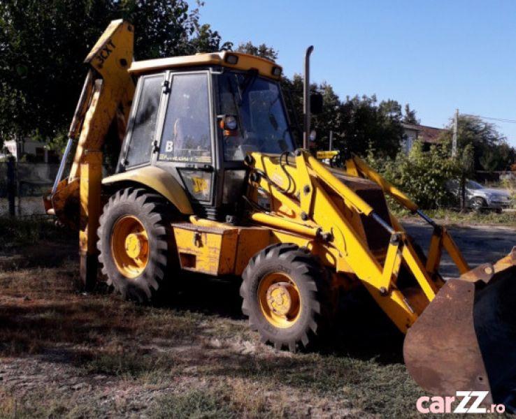 Inchiriere buldoexcavator Craiova-4