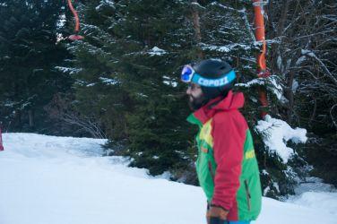 Instructor monitor de ski