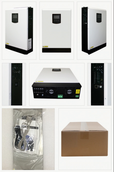 Invertor solar automat mppt 5000W (5kw) -6