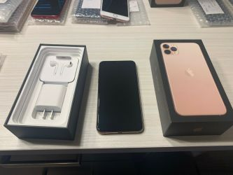 iPhone 11 Pro Max 256 GB Aur Deblocat