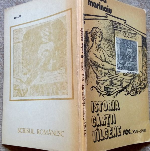 Istoria cartii valcene, Costea Marinoiu, 1981-2