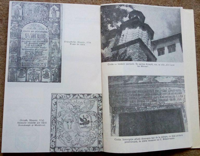 Istoria cartii valcene, Costea Marinoiu, 1981-4