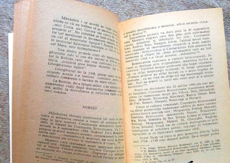 Istoria cartii valcene, Costea Marinoiu, 1981-10