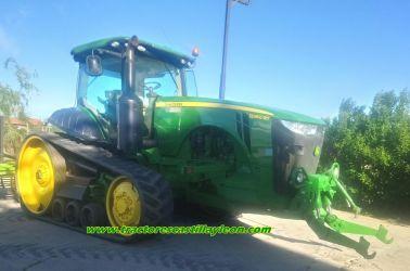 John Deere 8360RT Tractor agricol pe șenile