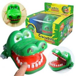 Jucarie Crocodil dentist muscator, jucarie funny pentru copii