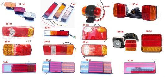 Lampa / Lampi auto tractoare, remorci si camioane Corex