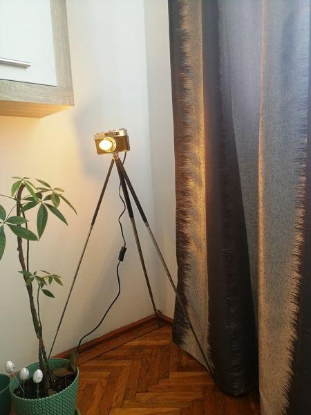 Lampa vintage aparat foto-2