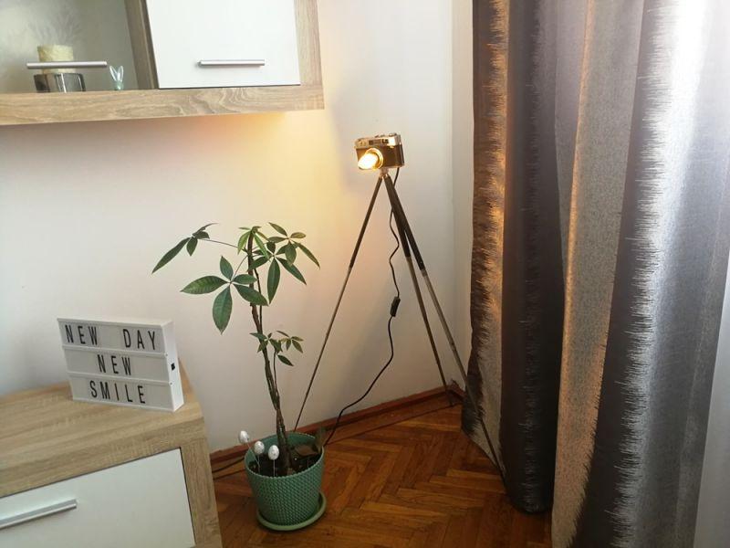 Lampa vintage aparat foto-4