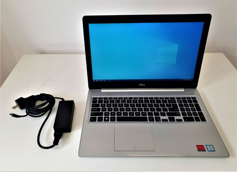 Laptop DELL Inspiron 5570, i7 8550U, 16GB RAM, 256GB SSD + Rucsac-1