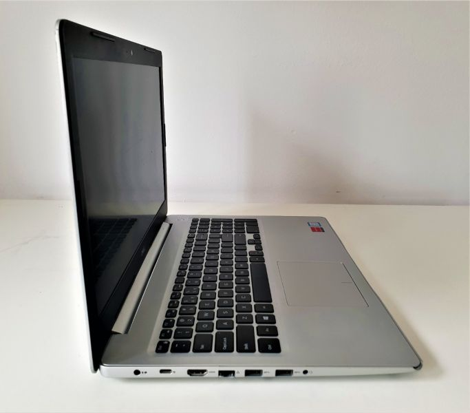 Laptop DELL Inspiron 5570, i7 8550U, 16GB RAM, 256GB SSD + Rucsac-5