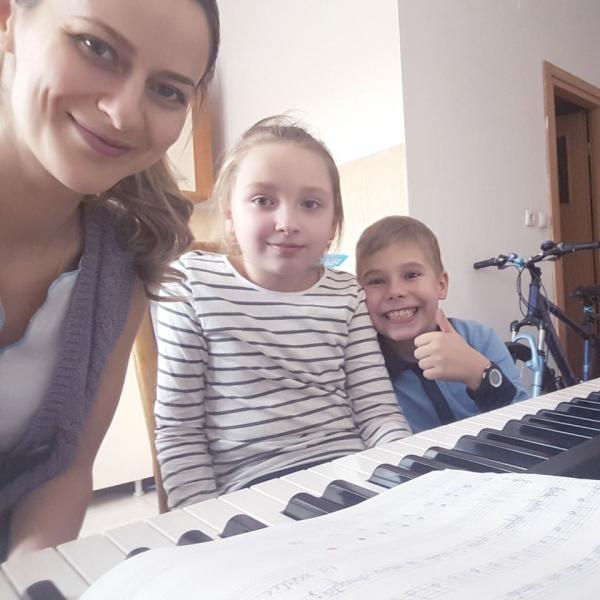 Lectii muzicale de Canto si Pian-7
