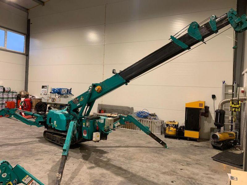 Maeda mc 285 mini crane-1