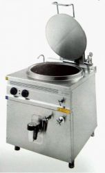 Marmita incalzire indirecta CLR.TC.7KTEN800, Ideal Inox