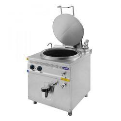 Marmita incalzire indirecta pe gaz CLR.TC.9KTGN801, Ideal Inox