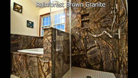 Marmura RainForest Brown polished 60x60x2