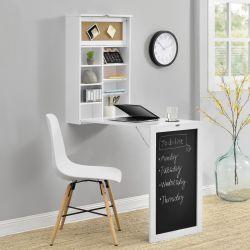Masa rabatabila cu tabla integrata pentru scris - masa pliabila birou