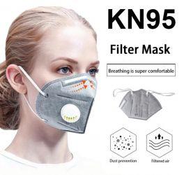 Mască pentru fata KN95 / FFP2 - 6 straturi
