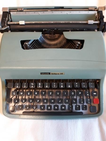 Masina scris OLIVETTI-1