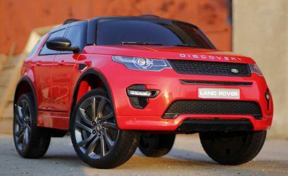 Masinuta electrica Land Rover Discovery cu Mp4 70W 12V
