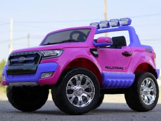 Masinuta electrica pentru 2 copii Ford Ranger 4x4 180W PREMIUM