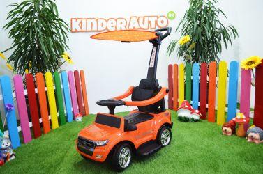 Masinuta electrica pentru copii 3 in 1 Ford Ranger 35W 6V și cu pedala