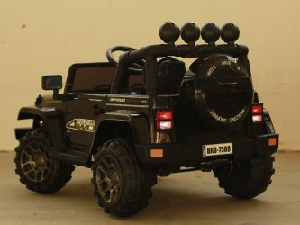 Masinuta electrică pentru copii Jeep BRD-7588 90W 12V