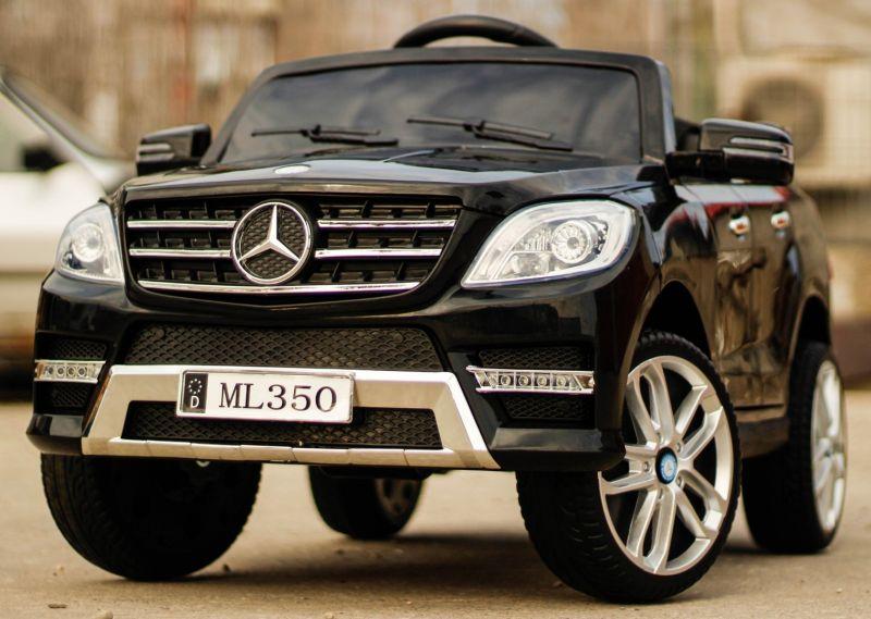 Masinuta electrica pentru copii Mercedes ML350 60W 12V-2