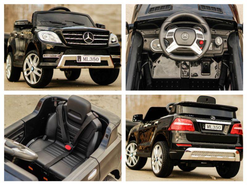 Masinuta electrica pentru copii Mercedes ML350 60W 12V-7