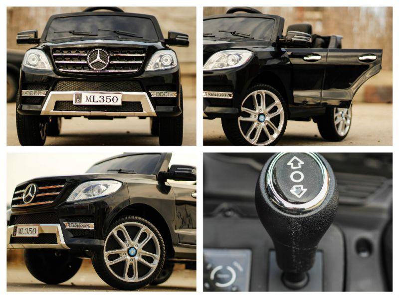Masinuta electrica pentru copii Mercedes ML350 60W 12V-8