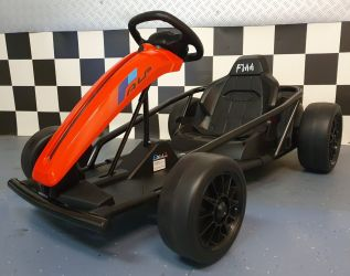 Masinuta-Kart Electric pentru copii BJX1968 500W 24V