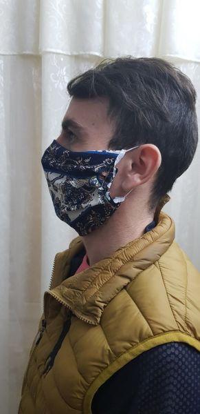 Masti textile refolosibile prin spalare pentru protectia fetei-3