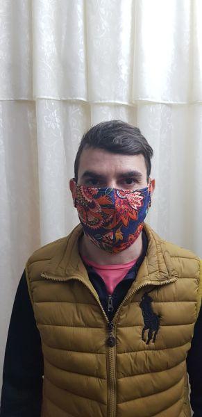 Masti textile refolosibile prin spalare pentru protectia fetei-2